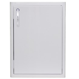 "Blaze 18"" Single Access Vertical Door"