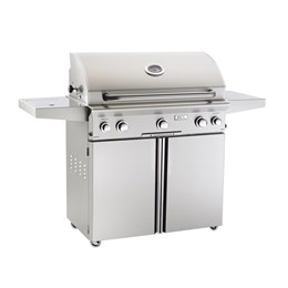"AOG 36"" L Model Portable Grill Complete"
