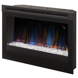 "25"" Electric Firebox with Ember Bed"