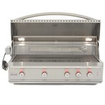 "44"" 4-Burner Built-in Pro Grill - NG"
