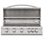 "40"" 5 Burner Blaze LTE Grill with Lights"